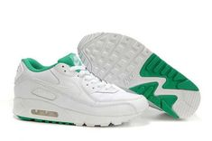 best service 140bf b873d Find 325213 911 Womens Nike Air Max 90 LE White Stadium Green Authentic  online or in Pumaslides. Shop Top Brands and the latest styles 325213 911  Womens ...