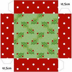 Fundo Natal Verde e Vermelho – Kit Completo com molduras para convites, rótulos para guloseimas, lembrancinhas e imagens!   Fazendo a Nossa ...