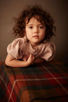Kicokids puffed sleeve knits give a Victorian feel to children's winter 2011 ranges