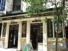 Cosmen & Keiless, Barrio de Las Letras. Madrid by voces, via Flickr