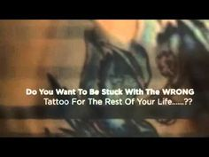 Create Your OWN Special Tattoo Designs !!