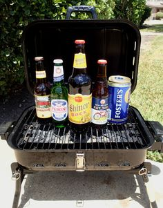 The Great Brat Boil-off. What is the best beer for brats? Lets find out