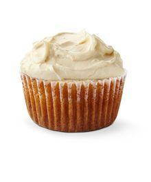 Brown Sugar Cupcakes and Brown Sugar Frosting Recipe with Truvía® Brown Sugar Blend and Truvía® Baking Blend