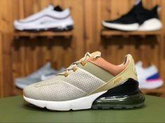 pretty nice e3ef3 6cd79 Nike Air Max Flair 270 KPU Black Men s Running Shoes