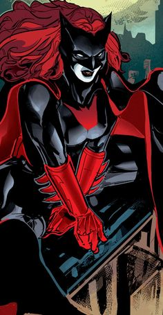 Batwoman in Secret Origins Vol 1