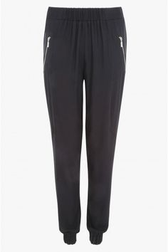 LIGHT WEIGHT CREPE JOGGERS