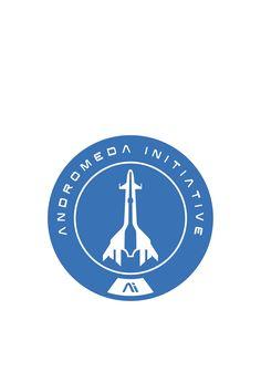 Andromeda Initiative iPhone 7 wallpaper - Album on Imgur