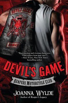 Devils Game de Joanna Wylde-Saga Las Parcas CM 3