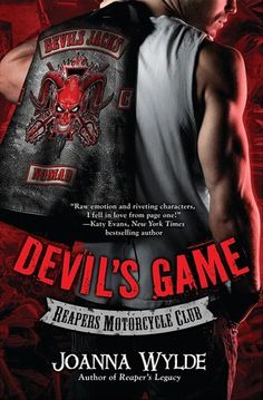 ***Review by JG***  Title: Devil's Game (Reapers MC #3)  Author: Joanna Wylde  Rating: 5 Stars