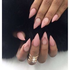 Nice 200+ Minimalist Nail Art Ideas https://fazhion.co/2017/04/01/200-minimalist-nail-art-ideas/ If you prefer something simple, try out this nail design. It is a really different sort of nail art design, but it isn't too much #nudenails5