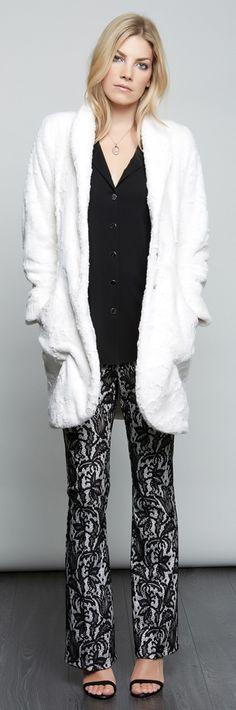 d101c44cd610 29 Best Faux Fur Fashion images | Fur fashion, Holiday fashion ...