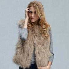 Fourrure Meilleures Fur Gilet 14 Fur Tableau Et Images Du Coats dXUUxqRw