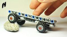Tatra Suspension System (Lego Technic)