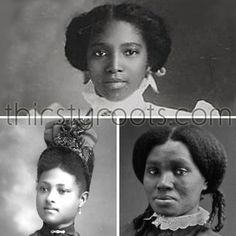 african americans in 1800's | african american hairstyle history then you know why as an african ...