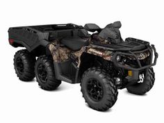 New 2017 Can-Am Outlander 6x6 XT 1000 ATVs For Sale in Georgia. BUILT FOR HARD WORK AND PLAYThe tougher the terrain is, the better the characteristics of the Outlander 6x6 XT display. It sets a new standard in the segment by reaching previously impassable destinations.Features may include:ROTAX V-TWIN ENGINEBIG 6X6 PERFORMANCEThe 82-hp Rotax 1000 liquid-cooled V-Twin engine is complete with four valves per cylinder and single overhead camshaft. It delivers big power and performance while…