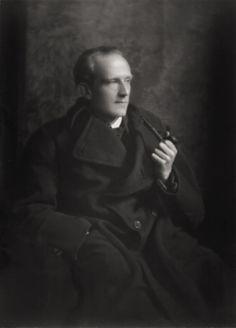 A.A. Milne  writer,  England, 1916 // Winnie the pooh author