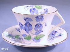 Image result for Bone China Teacup and Saucer by Colclough England