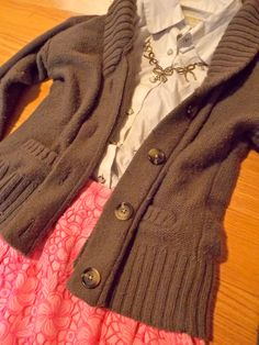 Pink/brown #GammaPhi outfit :)