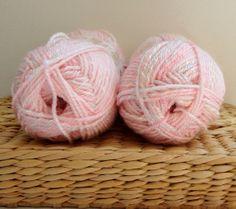 Hypoallergenic  yarn baby ,acrylic yarn ,New soft premium acrylic friendly soft yarn ,babies yarn ,Pink ,blue  ,multicolor , 2 Skeins on Etsy, $12.00