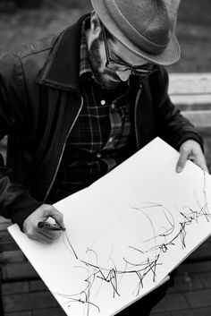 Jose Parla sketch book (4)