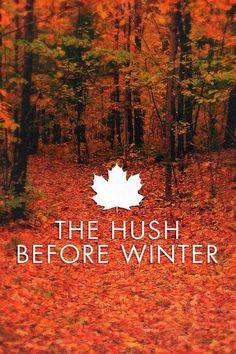 The hush before winter