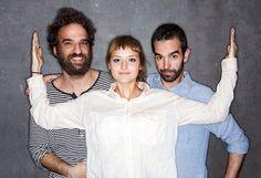 Marcelo Camelo + Mallu Magalhães + Fred Pinto Ferreira = Um som que pode embalar seu verão (Mas se rola aquela preguiça de algum deles, fuja! rs)