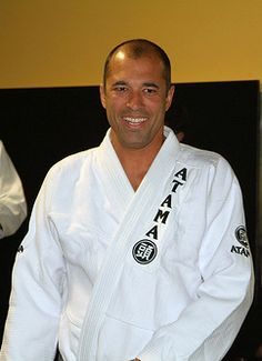 Royce Gracie- Coral Belt and one of the best of the best