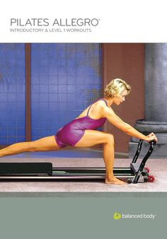 Allegro Introductory and Level 1 -- Remarkable product available now. : Pilates