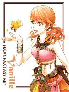 Final Fantasy - Vanille