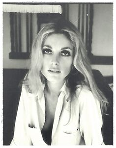 Sharon Tate,by James Silke,1968