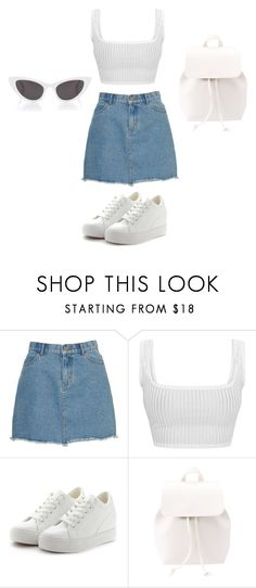 """""""Untitled #46"""" by jessica-gomes-3 on Polyvore featuring Charlotte Russe and Yves Saint Laurent Classy Outfits, Chic Outfits, Summer Outfits, Fashion Outfits, Look Fashion, Teen Fashion, Womens Fashion, Quoi Porter, Look Girl"""