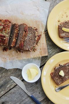 I Quit Sugar - Chai-Spiced Healthy Banana Bread