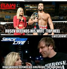 That's because Renee Young slays
