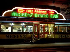 diners | Top 10 All American Diners | Thetravelsage's Weblog