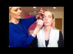 Denné líčenie a vizážistické triky - Dana Sirkovská makeup - YouTube