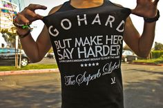 I would probably wear this shirt. hahah (;