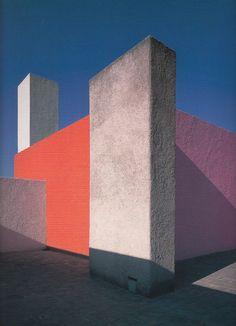 Luis Barragan • 1968
