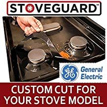 Ge Stove Protectors Stove Top Protector For General Electric Gas Ranges Ultra Thin Easy Clean Stove Liner Clean Stove Maytag Stove Stove