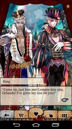 The Niflheim+ Jean and Orlando
