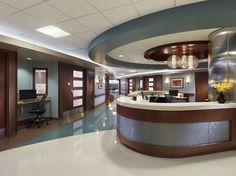 Nurses Station (Baylor Medical Center at McKinney)