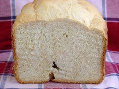 Ma Petite Boulangerie: Pan de leche esponjoso en panificadora