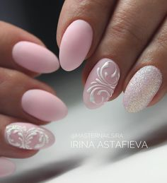 "Polubienia: 65, komentarze: 2 – MasterNails : Ирина Астафьева (@masternailsira) na Instagramie: ""• • _____ - гель лак - вензеля - пудра ______ #masternails #nails #Pushkin #manicure…"""