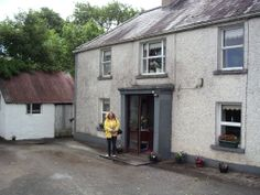 Family's old farmhouse in Carrick-on-Shannon.