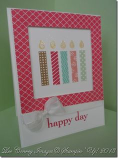 SAM_4079 Birthday card with candles