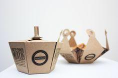 The Bread Board Bakery Cafe by Daniel Stark, via Behance