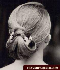 fryzure ślubne koki i upięcia