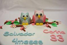 Menina Framboesa: mochos | owl