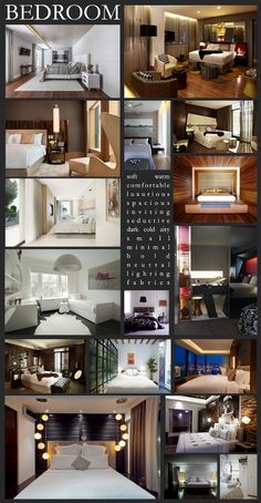 Forge Interiors: Bedroom Mood Board http://www.forgeinteriors.co.uk/