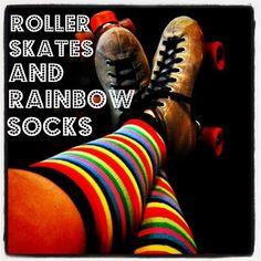 Loved Roller Skating..