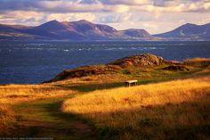 Llanddwyn Island, Newborough Warren, Anglesey, Wales